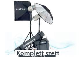 Elinchrome 400 FX stúdió vakuszett kölcsönzés