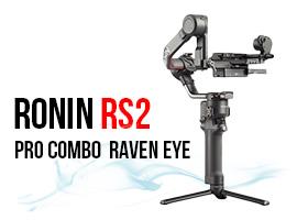 Ronin RS2 Pro Combo Raveneye